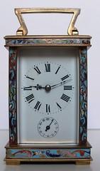 Pendulette Couaillet, 1er quart du XXème siècle (musee de l'horlogerie) Tags: clock museum de carriage musée armand horlogerie saintnicolasdaliermont lhorlogerie couaillet museehorlogerie