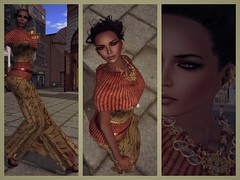 The City finds beauty in all corners (Sinora Ashdene) Tags: fashion fantasy ikon glitterati boon freebies wtg justdesign cpose annashapes wowskin bamboonails