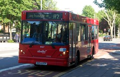 8 June Ealing (1) (togetherthroughlife) Tags: bus june 112 ealing 2013 8467 abellio hx04htp