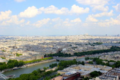 paris. need I say more? (erikalollipop) Tags: paris france seine amazing scenery panoramic cityview
