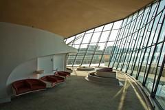 nyc - TWA terminal 21 (Doctor Casino) Tags: nyc newyorkcity architecture terminal queens architect eerosaarinen idlewildairport johnfkennedyinternationalairport transworldairlines twaflightcenter 19561962