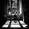 井 (. Jianwei .) Tags: street city light shadow urban window vancouver downtown mood geometry candid sony waterfrontstation 井 waterwell a55 jianwei kemily