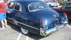 1948 Cadillac- rear ! (goldiesguy) Tags: show old cars car automobile antique cadillac classics classicrearendscars