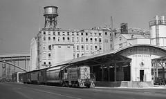 Portland Terminal Railroad, Portland, Oregon (R R Horne) Tags: oregon portland s2 alco frontst centennialmills portlandterminalrailroad