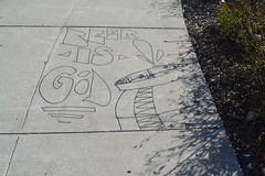 BEER IS GOOD (NMG Productions) Tags: streetart graffiti oakland