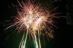 July 4th Fierworks 2013 (bac1967) Tags: camera usa film 35mm fireworks kodak 4th july olympus 400 portra om1 2013 sooc