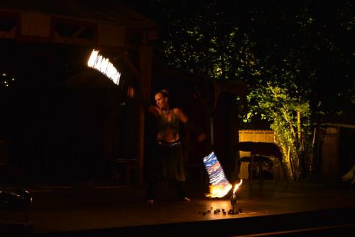 Lydia Fire Dance