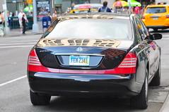 2009 Maybach 62 (Triborough) Tags: nyc newyorkcity ny newyork car les manhattan lowereastside 62 maybach newyorkcounty רכב