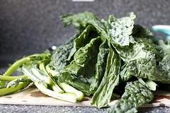 lacinato, tuscan or black kale (smitten kitchen) Tags: salad walnuts raisins kale breadcrumbs pecorino