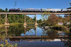 Orford Express at Eastman (Shaun McGinnis) Tags: cp cprail mlw m420tr orfordexpress shaunmcginnis