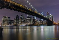 Back in the city.. (Photosequence) Tags: street new city nyc newyorkcity bridge usa newyork reflection skyline brooklyn canon reflections river reflex downtown cityscape unitedstates manhattan nj uptown timessquare brooklynbridge eastriver jersey newyorkskyline hudson lower gotham northeast bigapple eastcoast northjersey theatredistrict