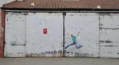 Rules Is Rules (eddi_monsoon) Tags: portrait selfportrait self jump garage 365 garagedoor selfie threesixtyfive