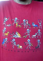 DSC05405 (Fotos de Camisetas de SANTI OCHOA) Tags: calavera kukuxumusu animalperro