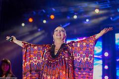 Margarita La Diosa de la Cumbia - Mexicali Fiestas del Sol (Eliud92) Tags: music mexico open arms stage concierto performance sing musica singer passion conert cantante cumbia