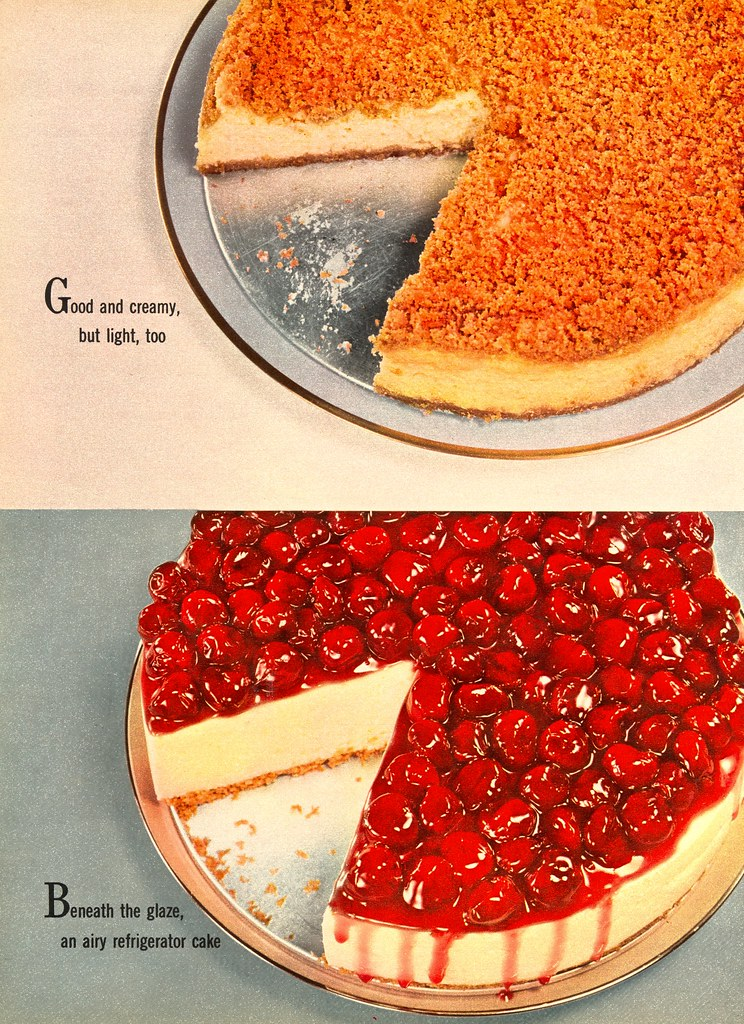 The World S Best Photos Of 50s And Cheesecake Flickr