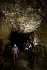 Wretched_Rabbit_MJB8035 (ChunkyCaver) Tags: yorkshire limestone cave caving spelunking caver wretchedrabbit