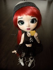 Cookie time (Mientsje) Tags: cute ginger cookie skin gothic full l pullip normal custom rement fc pure neemo azone crazzia