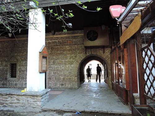 Skopje's Old Town