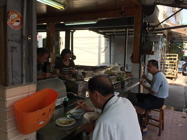 20150509 朝陽街無招牌魯肉飯(菜鴨魯熟肉)@嘉義 #美食 #小吃 #嘉義 #台灣 #魯肉飯 #早餐