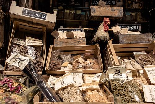Store front, Arezzo