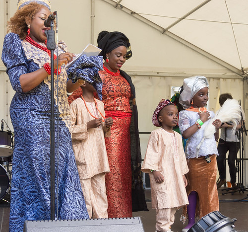THE BEST DRESSED PEOPLE AT AFRICA DAY 2015 [FARMLEIGH HOUSE IN DUBLIN] REF-104472