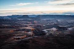 Green River Overlook, Canyonlands NP (donberry37 (SF Bay Area)) Tags: canyon canyonlands utah national park landscpe river green sunset