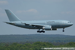 10+27 - Airbus A310-304 MRTT - German Air Force (Digi-Mike) Tags: plane germany air cologne airbus spotting a310 germanairforce 1027 mrtt cgneddk canoneos7dmarkii