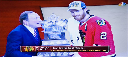 2015 Conn Smythe Trophy Winner: Chicago by Ron Cogswell, on Flickr