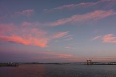 In the eastern sky (salmo_mykiss) Tags: sigma sd1 816mm lakehamana