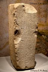 Stela of Iddi(n)-Sin, King of Simurrum (Sumer and Akkad!) Tags: iddisin kurdistan lulubi iraq iran mesopotamia stele stela cuneiforminscription war victory iddin sin sulaymaniyahmuseum sulaymaniyah