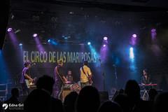 El Circo De Las Mariposas (Edna Gh (Penltimo Rock)) Tags: barcelona bikini ednaghpenltimorock ednagri elcircodelasmariposas octubre2016