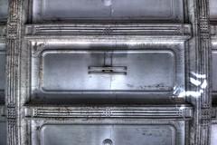 Plafond  caissons (urban requiem) Tags: plafond caissons plafondcaissons ceiling urbex urban exploration abandonn abandoned verlaten verlassen lost old decay derelict hdr 600d 816 sigma france hotel hercule hotelhercule