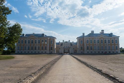 Palacio Rundale. Letonia 35