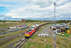 60074 at Tees Yard (robmcrorie) Tags: 60074 tees yard redcar ore terminal steel works scunthorpe train rail railway british dbs class 60