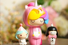 """Permission to Dream""~ ✨ (Aqua Valkyrie) Tags: momiji momijidoll unicorn toyphotography toyphoto doll dollphotography dollphoto ilovedolls kokeshi 🎎 birthdaygirl funnygirl starlightgirl lovemomiji momijihq"