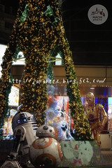(finalistJPN) Tags: decoratedtown christmasillumination winterlights christmastree pictaro presentingpicturesandphotos ppap discoverjapan japanguide traveljapan discoverychannel r2d2 c3po bb8 starwars thankgoditsfriday wintertown