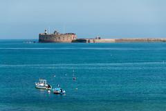 Fort de l'Ouest (JiPiR) Tags: queurdrevillehainneville bassenormandie france fr