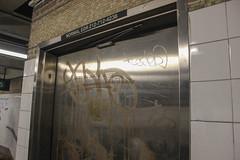 Jaone (NJphotograffer) Tags: graffiti graff new york ny city subway jaone ja xtc crew