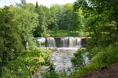 Keila Joal (anuwintschalek) Tags: nikond7000 d7k 18140vr eesti estland estonia suvi sommer summer july 2016 keilajoa river fluss jgi keila kosk wasserfall waterfall