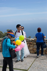 balloons @ the cape of good hope (Moehree) Tags: kapstadt urlaub2016