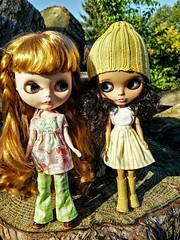 Isabella und Rani