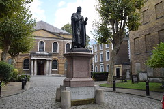 DSC_5428 John Wesleys Methodist Chapel City Road London (photographer695) Tags: john wesleys methodist chapel city road london
