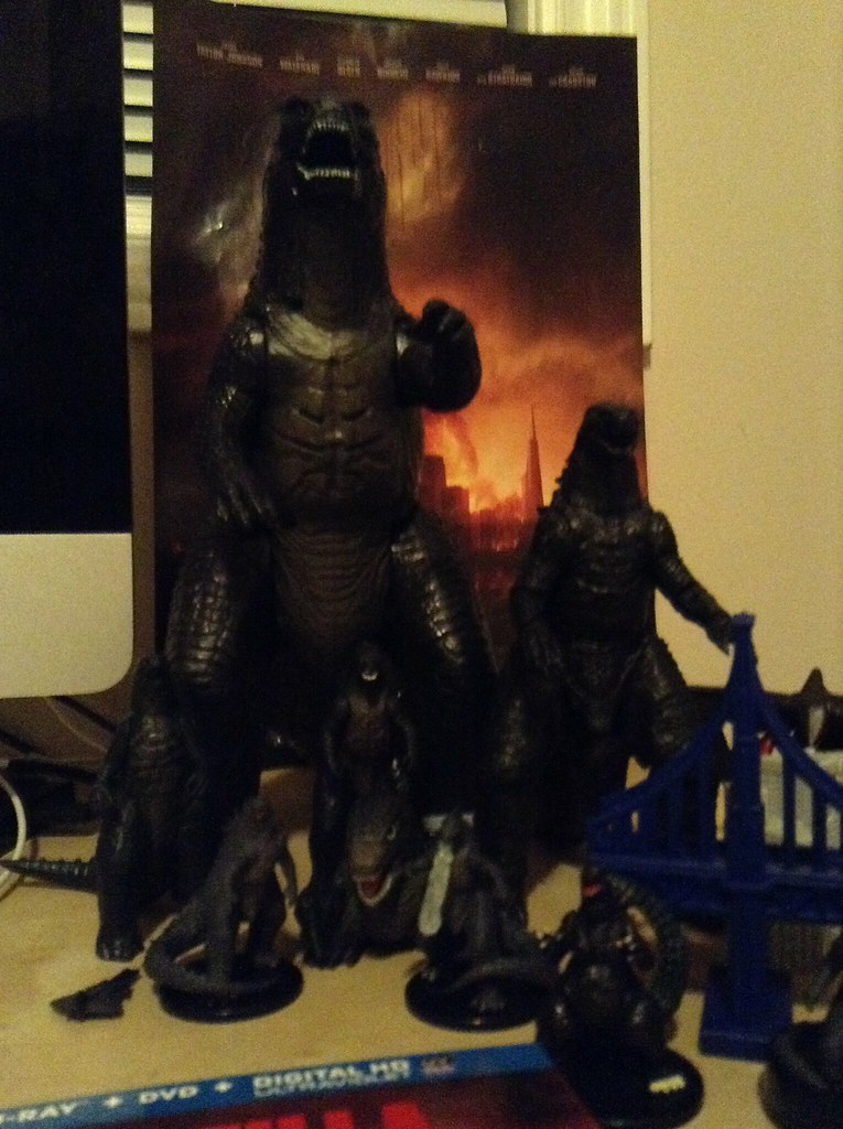 The World S Most Recently Posted Photos Of Godzilla And