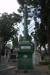 Unique memorial of a soldier (VinayakH) Tags: tombs tomb recoletacemetery recoleta larecoletacemetery cemetery buenosaires graves argentina latinamerica southamerica mausoleum artnouveau artdeco neogothic baroque architecture