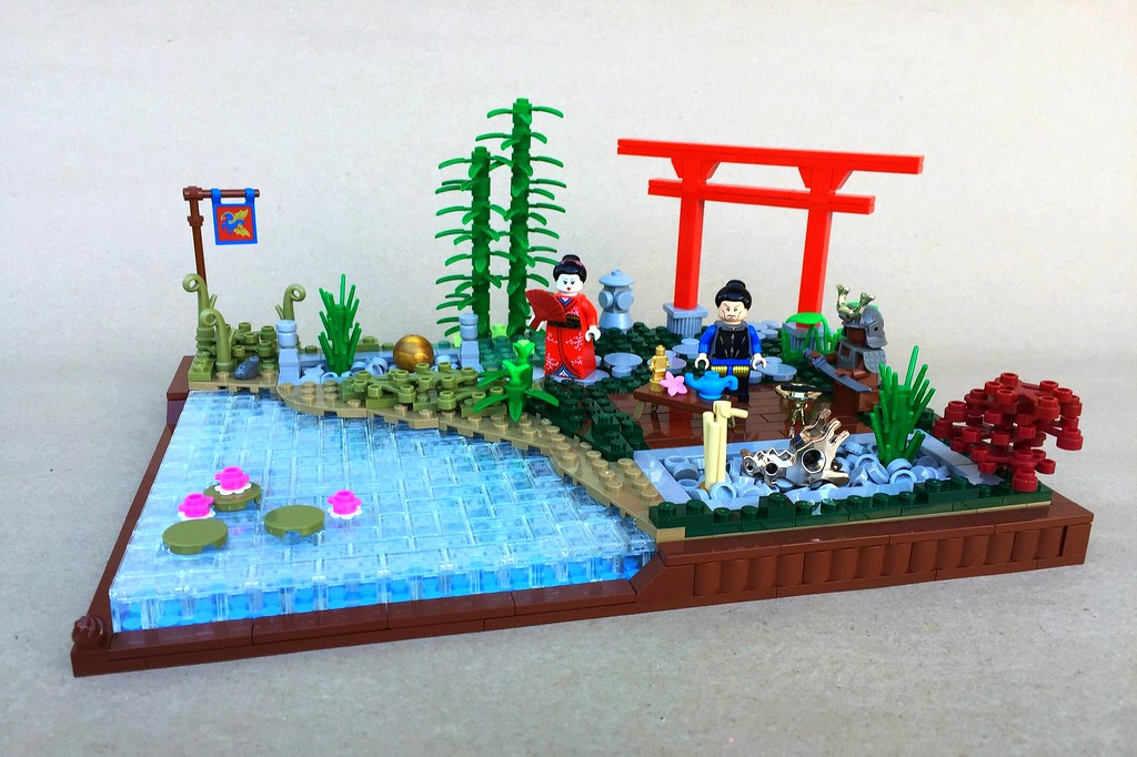 the world's best photos of geisha and lego - flickr hive mind