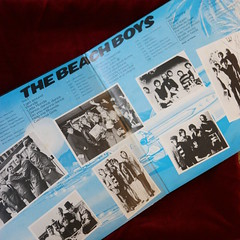 The Beach Boys - All Time Greatest Hits (A Vinyline) Tags: thebeachboys alltimegreatesthits greatesthits compilation recordcollection records lp lps record capitolrecords capitol albumcollection album albums vinylcollection vinyl collection brianwilson hits 1974