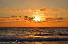 The Sun beyond the Clouds (Francesco Impellizzeri) Tags: trapani sicilia sunset