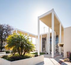 Riviera Methodist Church (Chimay Bleue) Tags: riviera methodist church modernism modernist design architecture architect killingsworth neutra