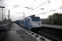 Metrans 186-291 Emmerich (cellique) Tags: metrans 186291railpool goederentrein spoorwegen treinen eisenbahn guterzug zuge railways trains emmerich