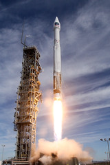 WorldView-4 Launched (Lockheed Martin) Tags: satellite wv4 worldview4 space launch atlasv commercial services